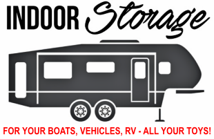 Book your Indoor RV, Vehicle & Boat Storage for this coming winter.